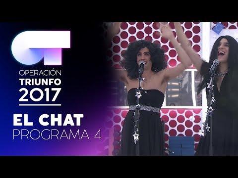 EL CHAT - GALA 4 - 20 NOVIEMBRE – OT 2017 (#OTChat)