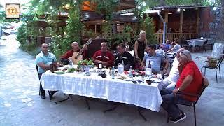 Грузинские песни (застолье) - поют грузины!