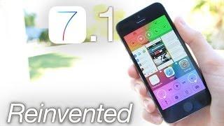 iOS 7 Multitasking and Control Center Reinvented: 7.0.6 Jailbreak 7.1 Tweak - Auxo 2 Video