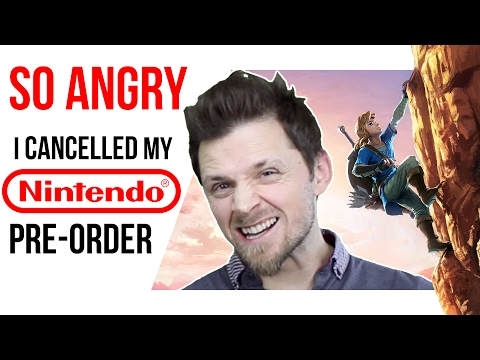 Why I cancelled my Nintendo Pre-order