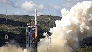 中国卫星发射失败;贸易战要打到2035年?CCTV6被封六公主;发表涉恐言论,华裔男子或判刑百年;传梅伊明天请辞   明镜快点(20190523)