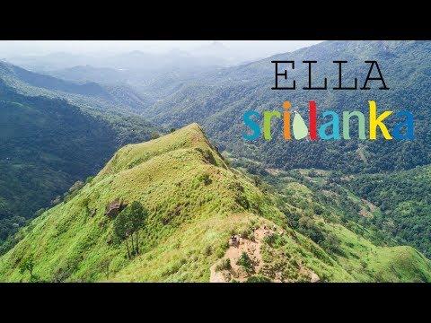 Ella Sri Lanka & First Person GoPro Travel