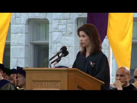 Phi Beta Kappa Speaker Briana Marshall: Williams College Commencement 2011