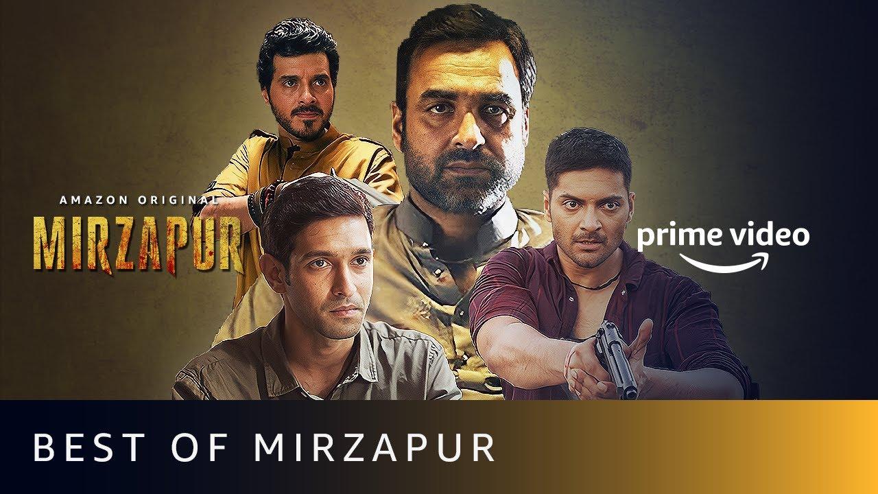 Download Best of MIRZAPUR - Pankaj Tripathi, Ali Fazal, Vikrant Massey | Amazon Original