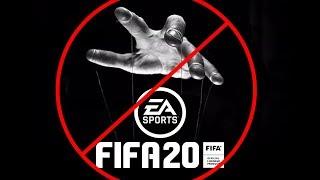 ISSO NÃO PODE CONTINUAR NO FIFA 20 !!!
