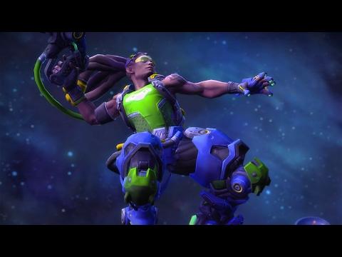 видео: Звукотерапия heroes of the storm