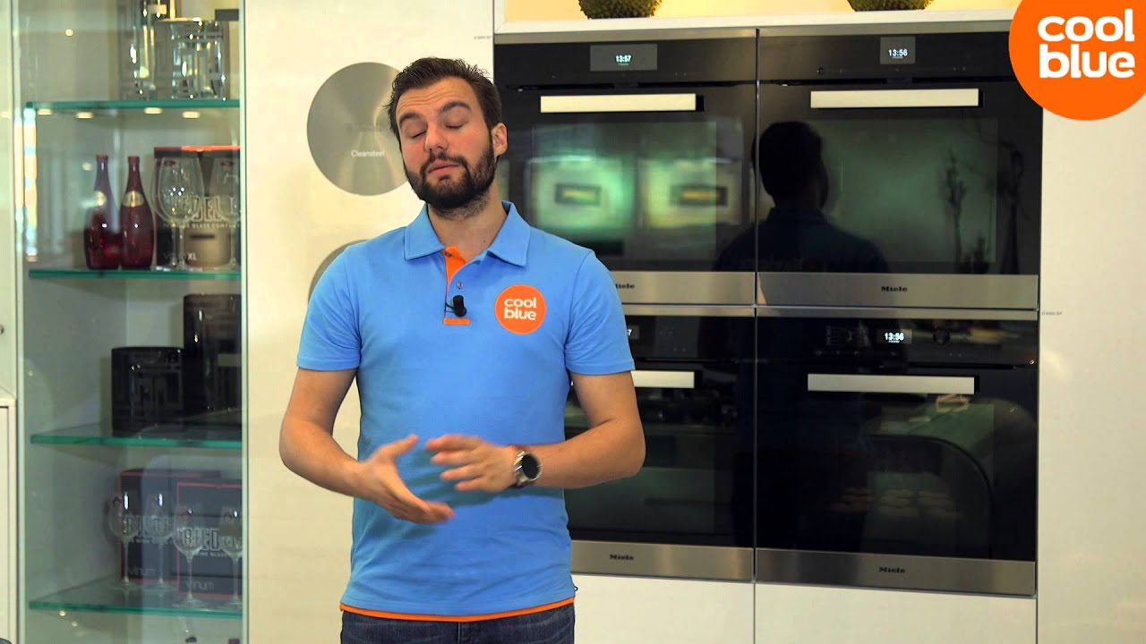Miele H 6260 B Oven Productvideo Nl Be Youtube