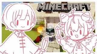 [LIVE] 【Minecraft】廃坑探検!【夕陽リリと宇志海いちご】
