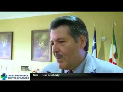 Secretary Pablos Visits Texas Border Coalition in Laredo