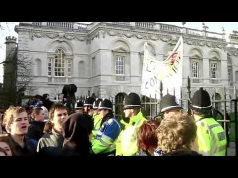 Cambridge Senate House Occupation (2)
