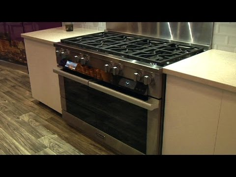 Miele\'s oven will help you cook if you can stomach the cost - YouTube