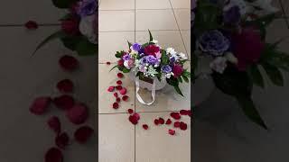 Бутик Эден Беер шева .Цветы и сувениры .Экибаны и шары