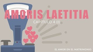 Amoris Laetitia, capítulo 4 (parte 1)