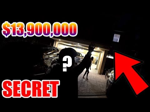 MOVING TO A $13,900,000 HIDDEN MANSION IN HOLLYWOOD...**CRAZY**