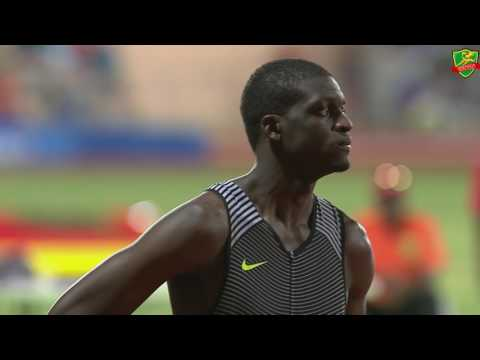 Men's 400m A - 2017 Grenada Invitational