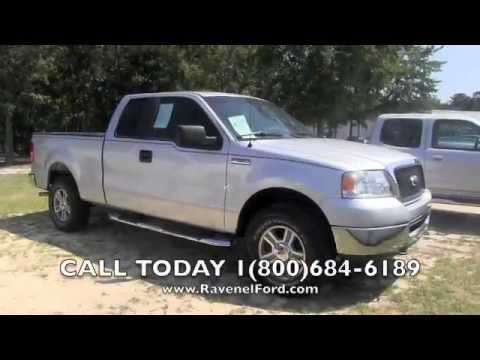 2007 ford f 150 xlt supercab 4x4 47k miles charleston car. Black Bedroom Furniture Sets. Home Design Ideas