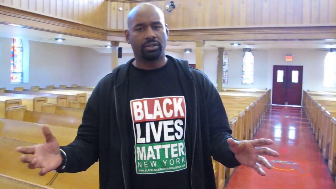 Hawk Newsome, de Black Lives Matter New York - YouTube