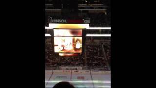 December 29 2011 Pens vs. Flyers opening