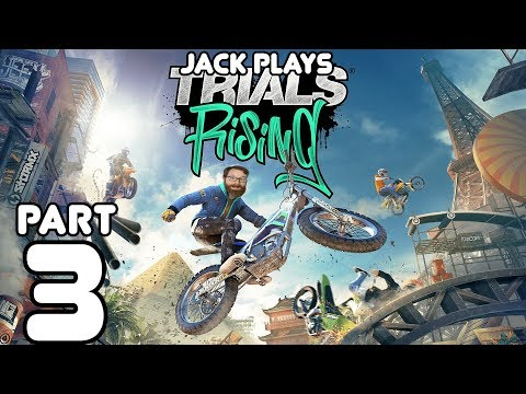 Extreme Jack! Jack Plays Trials Rising Part 3