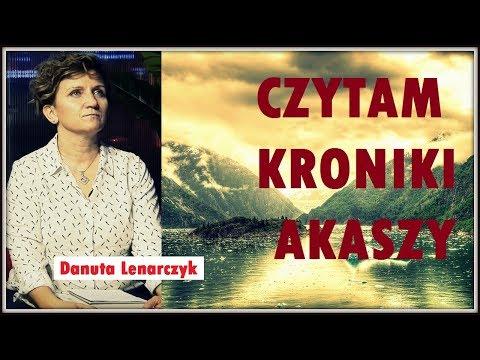CZYTAM KRONIKI AKASZY - Danuta Lenarczyk  © VTV
