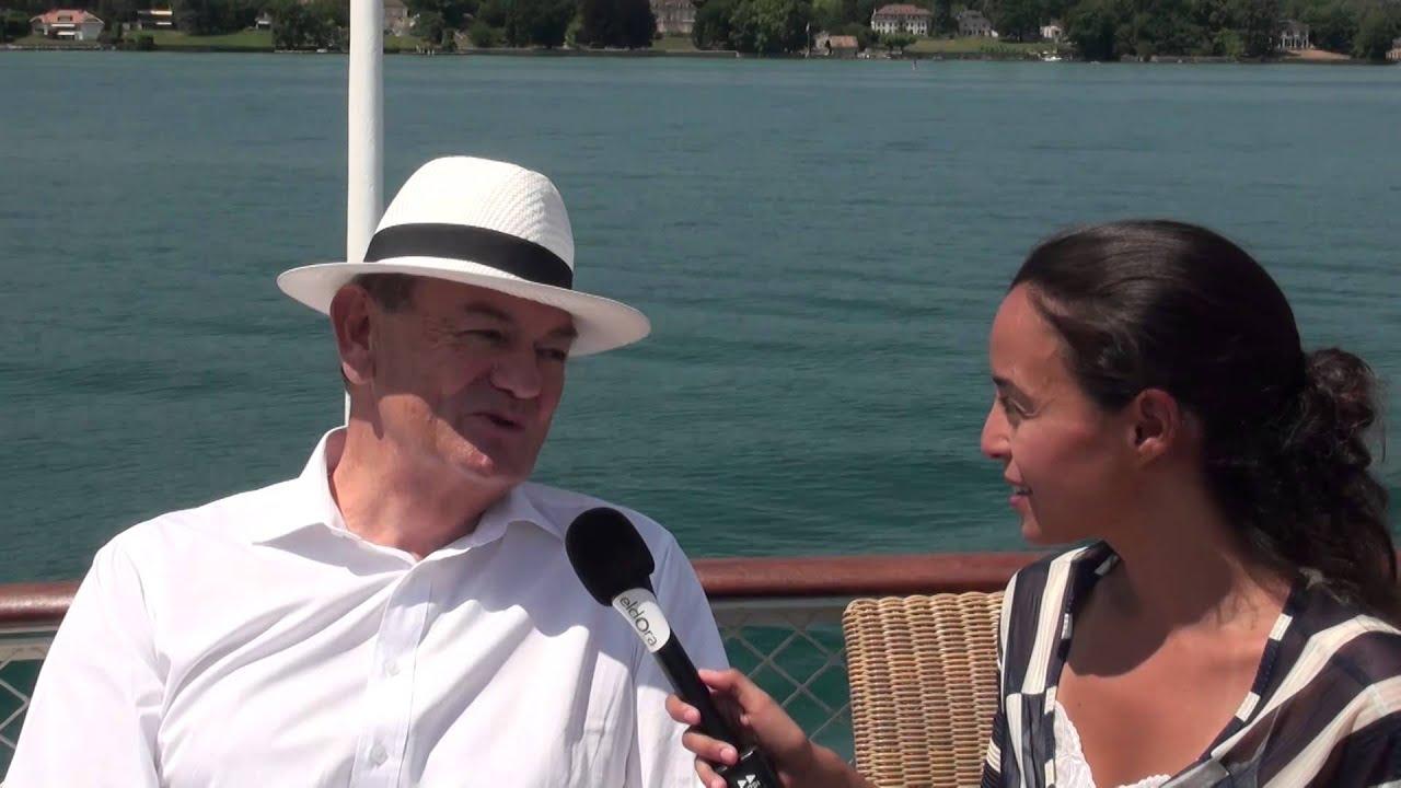 Interview exclusive de Gilles Bragard, Club des chefs des chefs, fondateur et secrétaire général