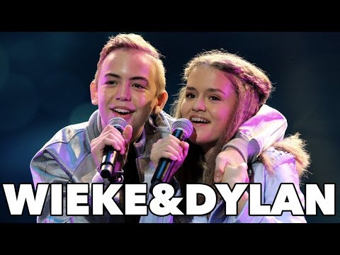 WIEKE & DYLAN - A WHOLE NEW WORLD | JUNIORSONGFESTIVAL.NL🇳🇱