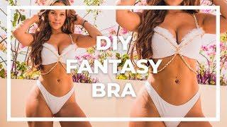 DIY Victorias Secret Fashion Show 2018 Fantasy Bra I Ft. Upbra
