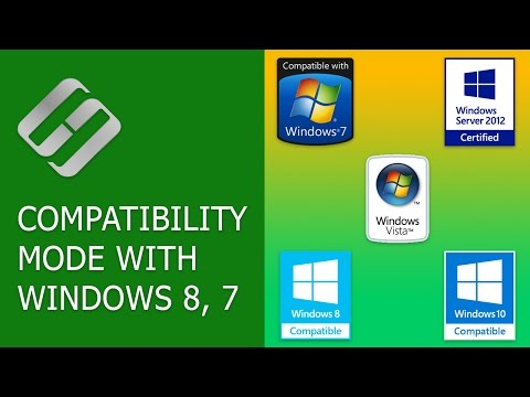 How To Run A Program In Compatibility Mode With Windows 10, 8 And 7 👨💻⚙️🛠️