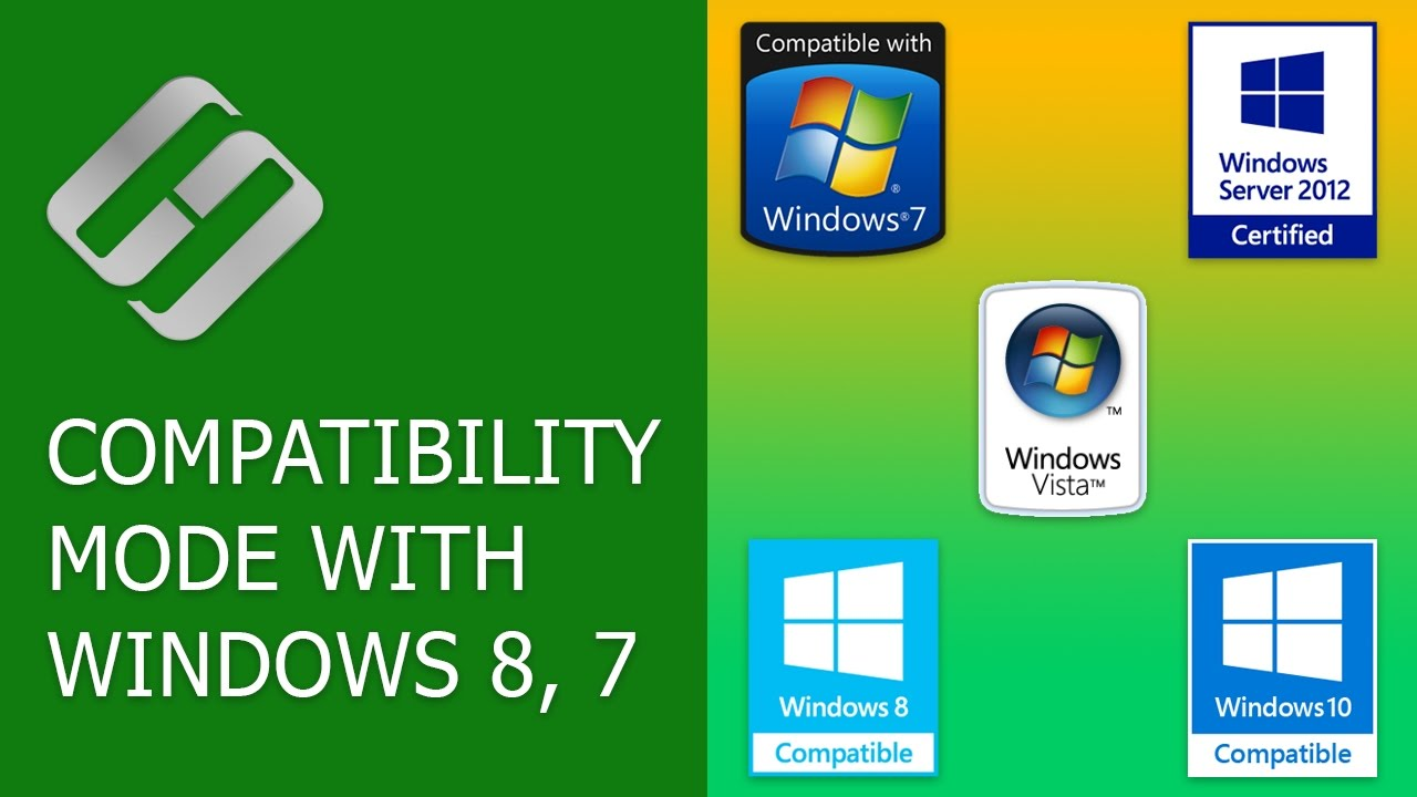How to Run a Program in Compatibility Mode With Windows 10, 8 and 7  👨‍💻⚙️🛠️