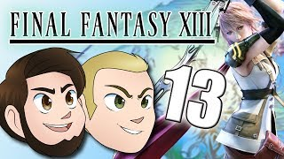 Final Fantasy XIII: FINALE - EPISODE 13 - Friends Without Benefits