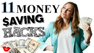 11 Techy MONEY SAVING Hacks | Jordan from Millennial Moms