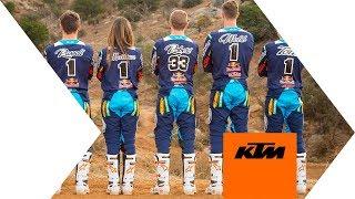 2018 FMF KTM Factory Racing Offroad Racing Team | KTM
