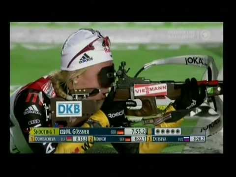 Biathlon Sprint Damen