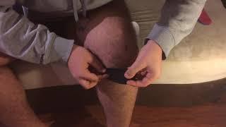 K-tape genou