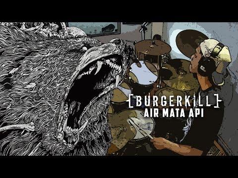 [DRUM COVER] Burgerkill - Air Mata Api