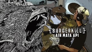 Download [DRUM COVER] Burgerkill - Air Mata Api