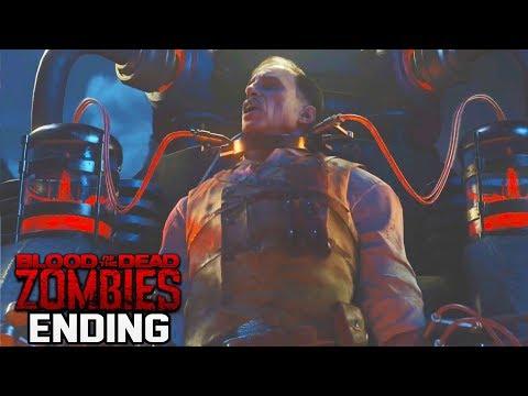 BLOOD OF THE DEAD ENDING CUTSCENE - THE CYCLE IS BROKEN BREAKDOWN! (Black Ops 4 Zombies)