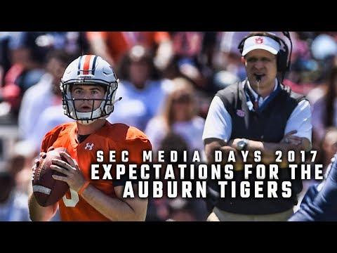 Expectations for Auburn
