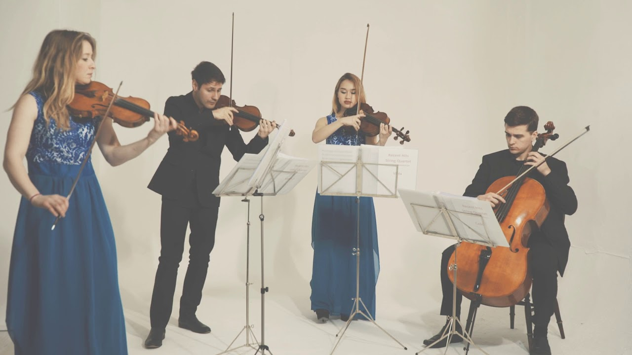 Movimento String Quartet | Stunning Classical & Pop Strings for events