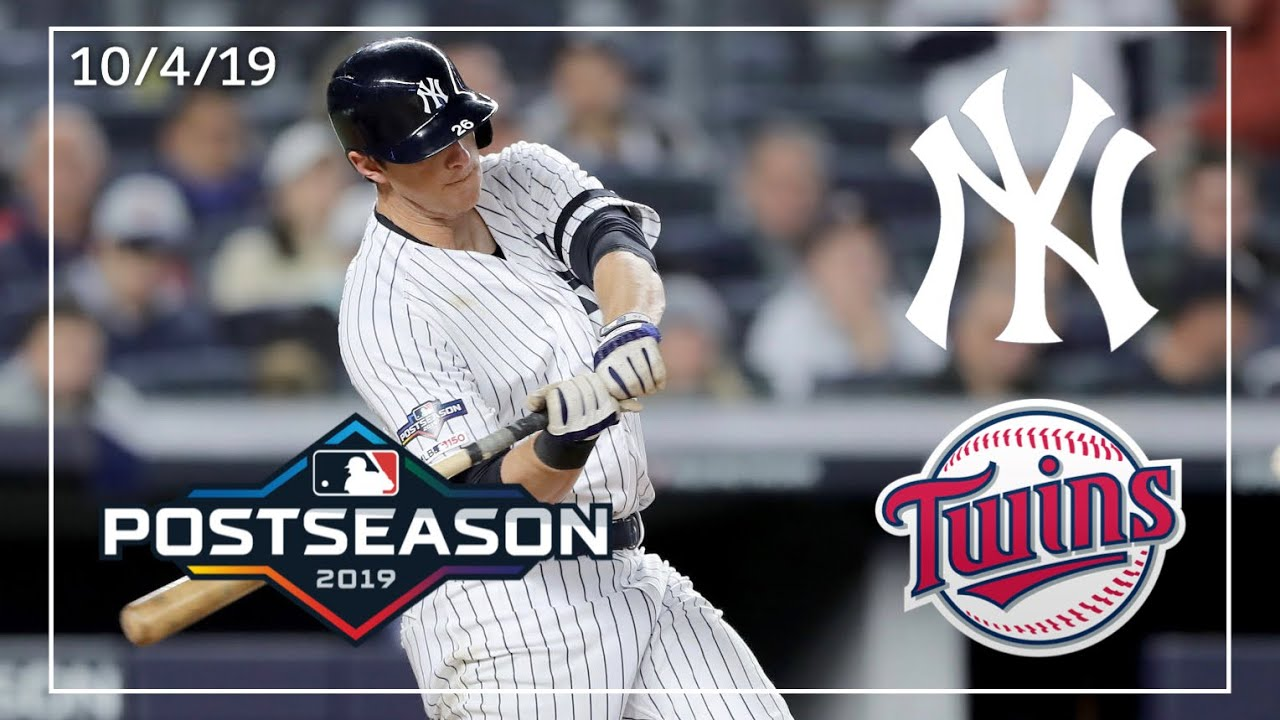Twins vs. Yankees: Four things Minnesota must do to win ALDS Game 2 in the MLB playoffs