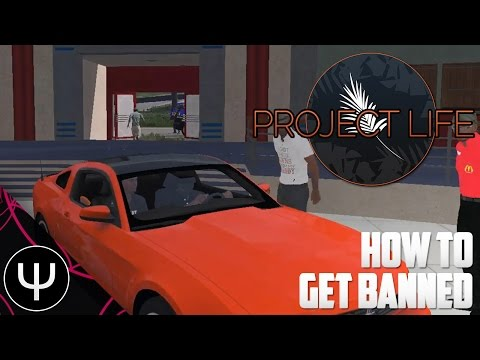 Stream Highlights: Project Life Mod — How To Get Banned!