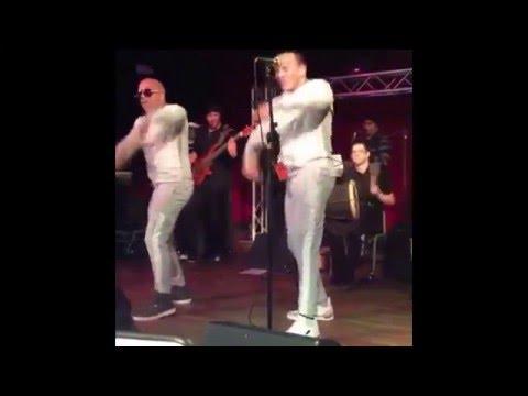 """Elvis Crespo Ft. Grupo Manía """"Escapate"""" Live at Boston, MA #Escapatetour"""