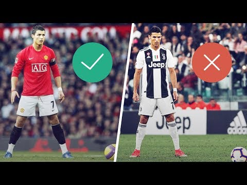 What the hell was happening to Cristiano Ronaldo's freekicks? - Oh My Goal