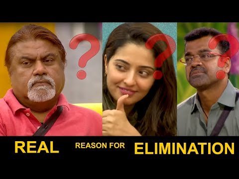 Bigg Boss 2 Tamil Day 21 | 7th July 2018 Highlights | Real reason for Elimination