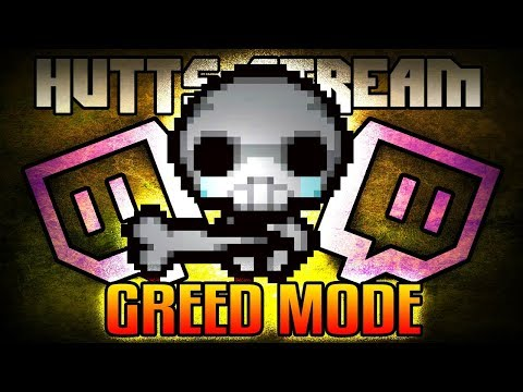 The Forgotten Greed Run - Hutts Streams Afterbirth+