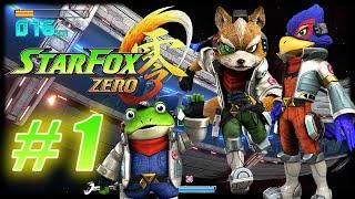 ABM: Star Fox Zero Gameplay!! (Walkthrough #1) HD