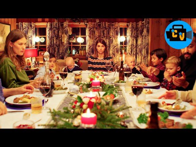 HOME FOR CHRISTMAS - (Trailer Legendado Portugal - Série Netflix)