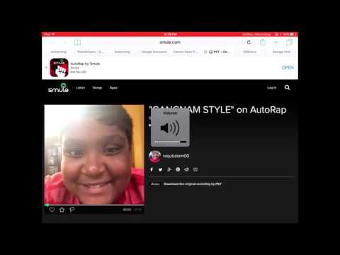 My new song made by Samuel app