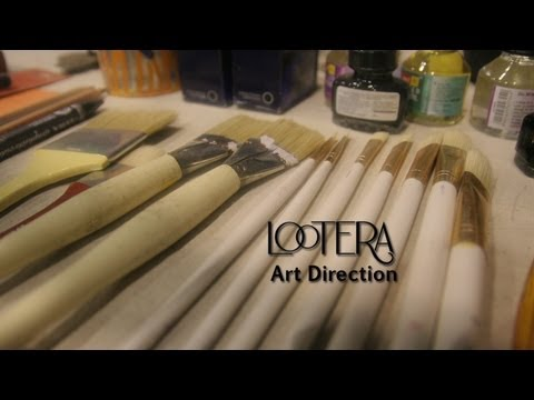 Lootera - Art Direction