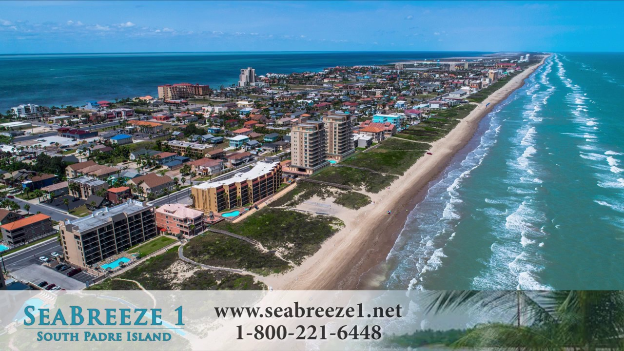 Seabreeze 1 Iniums In South Padre Island Texas
